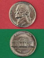 1986 P BRILLIANT UNCIRCULATED THOMAS JEFFERSON NICKEL FLAT RATE SHIPPING
