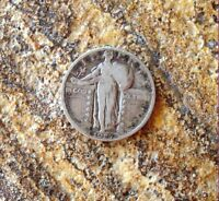 1927 STANDING LIBERTY QUARTER 25 CENTS    BUY