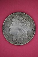 1921 D MORGAN SILVER DOLLAR EXACT COIN PICTURED FLAT RATE SHIPPING 078