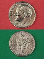 1997 D ROOSEVELT DIME BRILLIANT UNCIRCULATED FLAT RATE SHIPPING