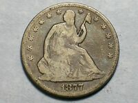 1877 SEATED LIBERTY HALF      GOOD       VIEW OUR OTHER ITEMS              C341