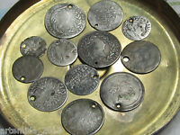 A LOT OF OTTOMAN EMPIRE & AUSTRO HUNGARY&GROSHES SILVER COINS AROUND   1800 YEAR