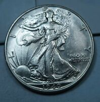 1940-S WALKING LIBERTY HALF DOLLAR // GEM UNCIRCULATED BU // H6823