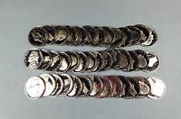 1988 S JEFFERSON NICKEL ROLL 40 COINS PROOF