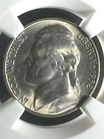1952 S 5C FS JEFFERSON NICKEL FIVE CENT  NGC  MS67 5FS       4230273 006