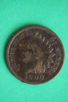 1900 INDIAN HEAD CENT PENNY EXACT COIN PICTURED FLAT RATE SHIPPING 0623