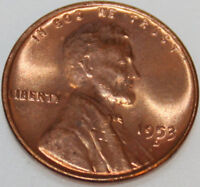 1953-D LINCOLN CENT UNCIRCULATED CHOICE RED [SN01]