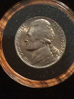 1986 P JEFFERSON NICKEL BU UNC UNCIRCULATED FROM MINT SET IN AIR TITE HOLDER