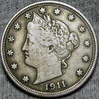 1911 LIBERTY V NICKEL 5C  ----  ---- Z642