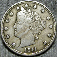 1911 LIBERTY V NICKEL 5C  ----  ---- Z644