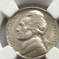 1958 D JEFFERSON NICKEL NGC MS66 6FS TOUGH THIS NICE NEW SLAB DEAL CHN