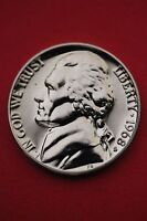 1968 S PROOF THOMAS JEFFERSON NICKEL EXACT COIN SHOWN FLAT RATE SHIPPING 14