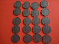 COMPLETE ROLL OF 40 1909 & 1910 LIBERTY NICKELS-