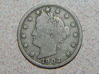 1902 LIBERTY NICKEL   526