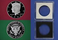 1996 S PROOF JOHN KENNEDY HALF DOLLAR WITH 2X2 CASE DCAM CLAD FLAT RATE SHIPPING