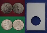 2003 D P ILLINOIS STATE QUARTERS WITH DIY SLABS FROM MINT SET FLAT RATE SHIPPING