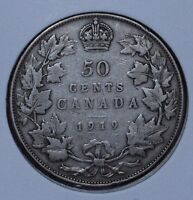 CANADA 1919 50 CENTS