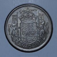 CANADA 1939 50 CENTS