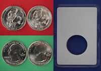 2013 D P MOUNT RUSHMORE QUARTERS WITH DIY SLABS FROM MINT SETS FLAT RATE SHIP