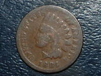 1884 INDIAN HEAD CENT  2292