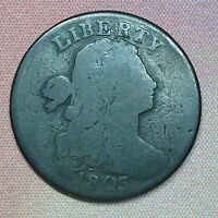 1803 LARGE CENT S-255 SMALL DATE SMALL FRACTION