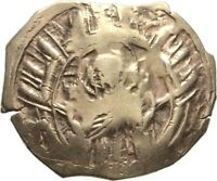 LANZ CONSTANTINOPOLIS GOLD HYPERPYRON ANDRONICUS II MARIA AN