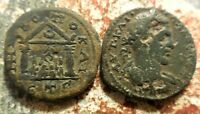 LOT OF 2 INTERESTING PROVINCIAL COINS.  LARGER AND EASY TO ID
