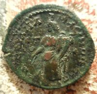 NICE LARGE 32 MM AND SHARP  CARACALLA AMASIA PONTUS. TYCHE HOLDING RUDDER ..