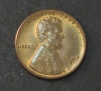 1948 S LINCOLN PENNY CENT UNCIRCULATED