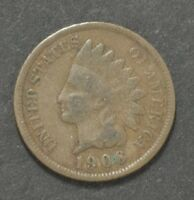 1906 INDIAN HEAD PENNY CENT
