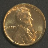 1955  P  LINCOLN CENT PENNY