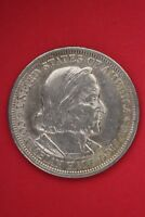 1893 COLUMBIAN EXPOSITION HALF DOLLAR EXACT COIN SHOWN FLAT RATE SHIPPING OCE246