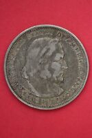 1893 COLUMBIAN EXPOSITION HALF DOLLAR EXACT COIN SHOWN FLAT RATE SHIPPING OCE384