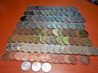 MIXED LOT OF CIRCULATED COINS FROM KOREA