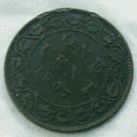 CENTS 1907 CANADA
