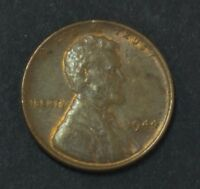 1944 LINCOLN PENNY CENT BU RED   10033