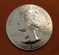 2014   5OZ SILVER EVERGLADES NATIONAL PARK AMERICA THE BEAUTIFUL ATB US MINT