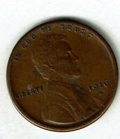 FINE 1916-S LINCOLN WHEAT CENT. SEE THE SCANS.