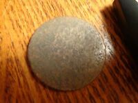CLASSIC HEAD LARGE CENT    LOT COIN   W 584