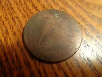 CLASSIC HEAD LARGE CENT     COIN U1