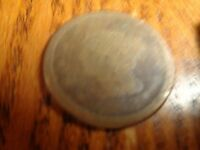 1853 LARGE CENT    COIN LOT W 588