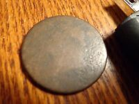 CULL CLASSIC HEAD LARGE CENT     COIN W300