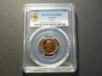 BEAUTIFUL   CANADA PROOF LIKE 1954 PCGS PL 65 RED  FORMERLY NGC PL 67 RD