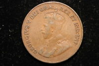1923 CANADA. ONE CENT.