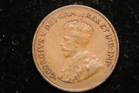 1924 CANADA. ONE CENT.