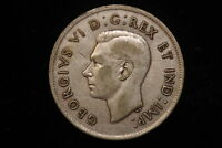 1938 CANADA. 50 CENTS.