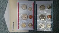 1979 US MINT P & D UNCIRCULATED COIN SET