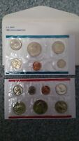 1980 US MINT P & D UNCIRCULATED COIN SET