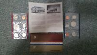 1984 US MINT P & D UNCIRCULATED COIN SET