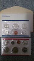 1981 US MINT P & D UNCIRCULATED COIN SET